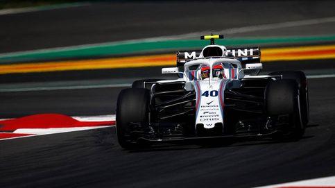 Kubica: sin movilidad total en la mano, pero con 10 millones para ir a Williams y la F1