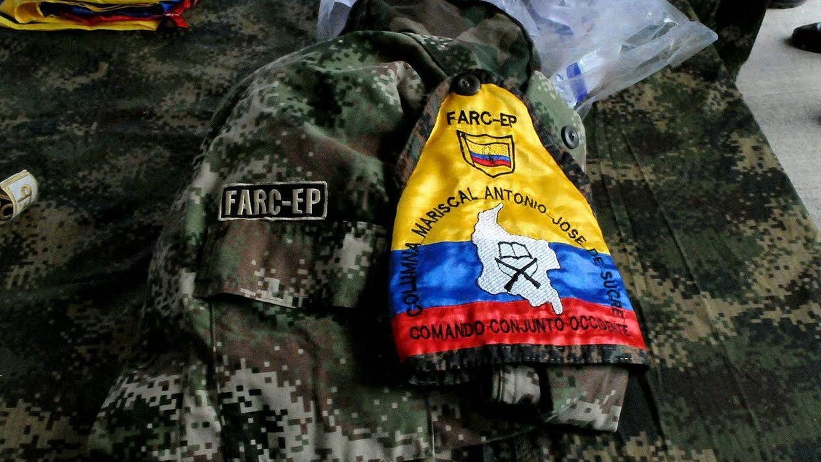 """Foto: Las FARC critican la doble moral de España: """"Recibe como héroe al dictador Al Sisi y denigra sin compasión a Maduro"""" (EFE)"""