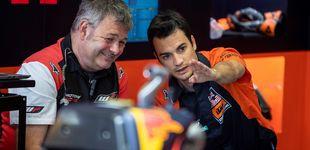 Post de Dani Pedrosa cierra la puerta a su vuelta a MotoGP: