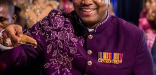 Post de Mswati III, el rey con 15 mujeres: duras acusaciones y una hija estrella del pop