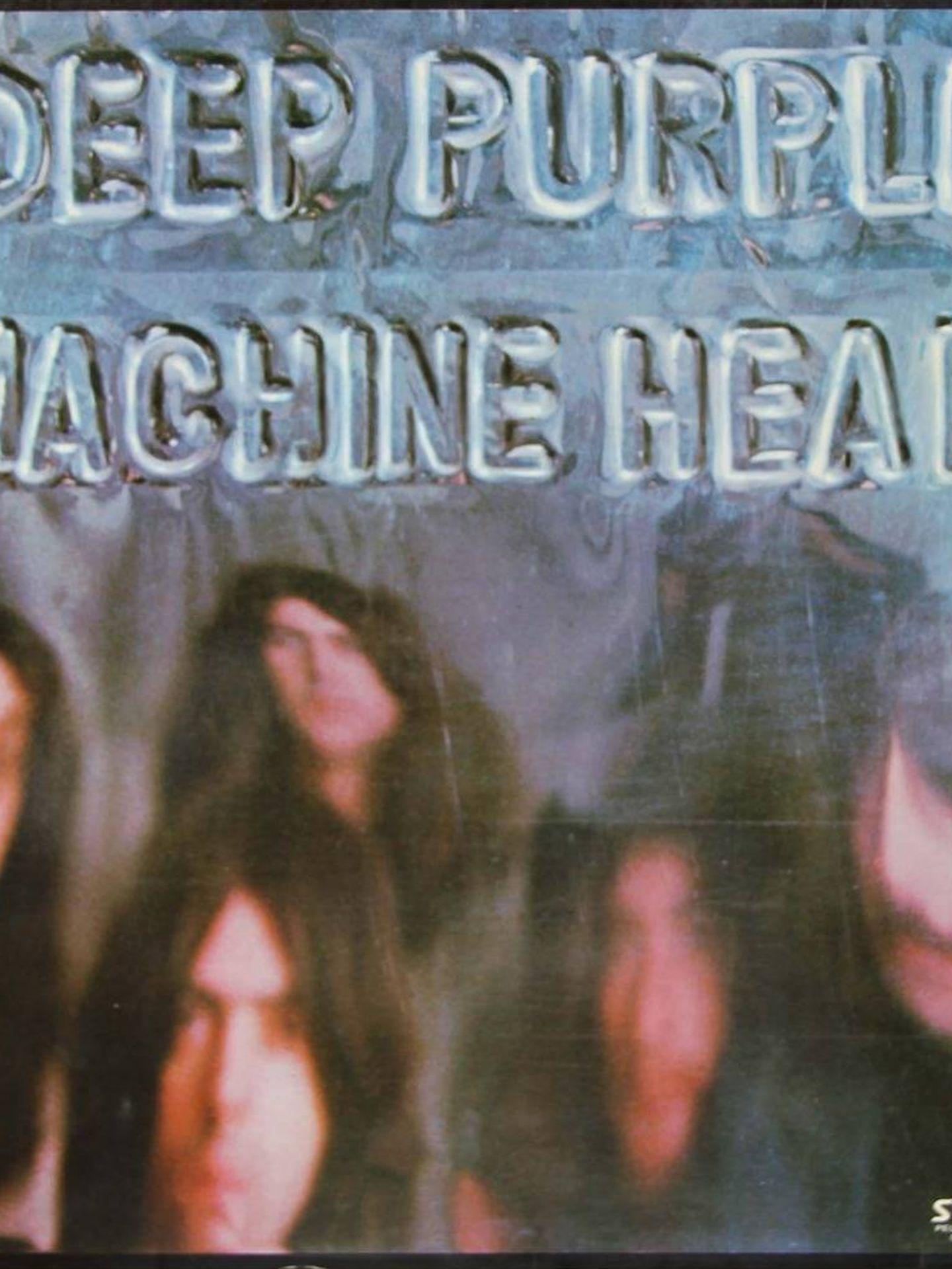 Portada del álbum 'Machine Head' de Deep Purple.