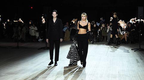 Miley Cyrus desfila para Marc Jacobs