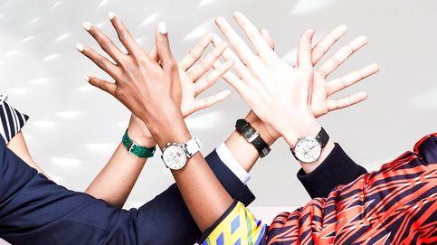 Renovar la tradición relojera: las correas intercambiables de Louis Vuitton