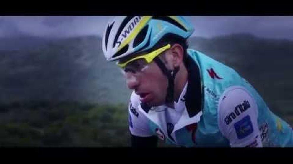 Ciclismo en estado puro en la promo del Giro de Italia