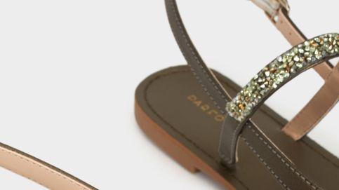 Con estas sandalias planas de 20 euros de Parfois sentirás el verano a tus pies