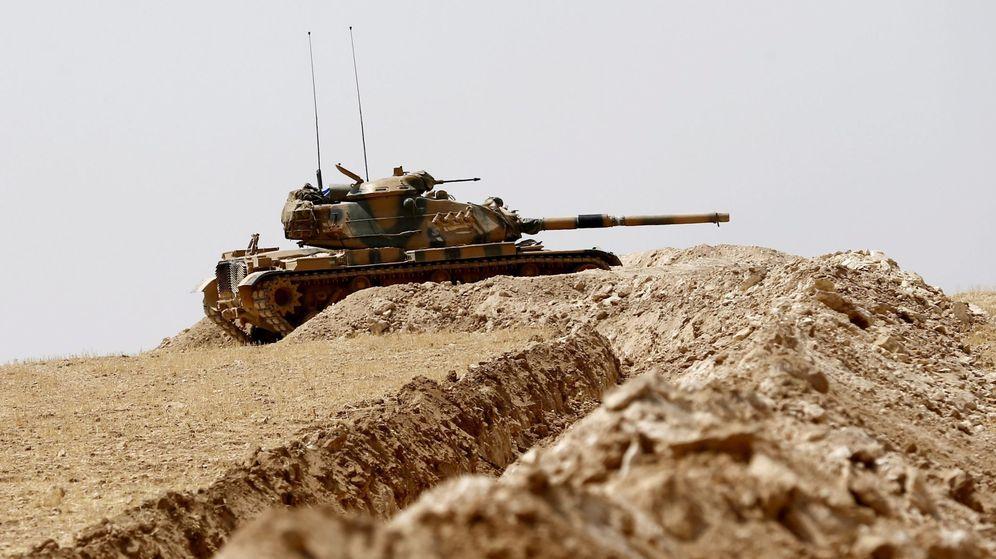 Foto: Maniobras militares. (Reuters)