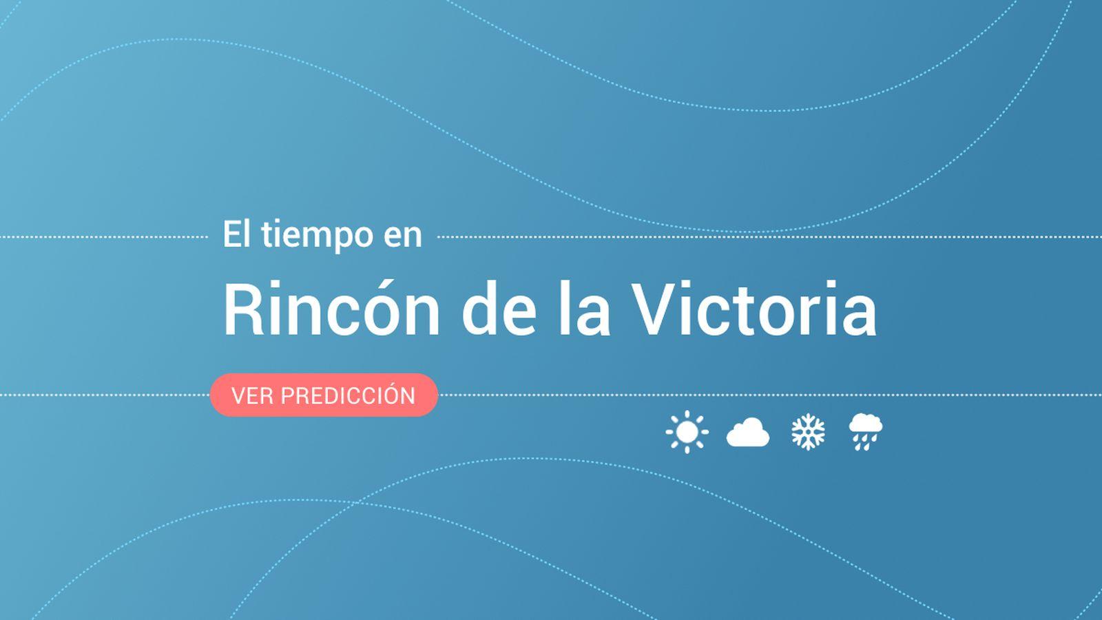 Foto: El tiempo en Rincón de la Victoria. (EC)