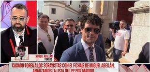 Post de Risto deja en evidencia a Abellán tras saber que es miembro de las listas del PP