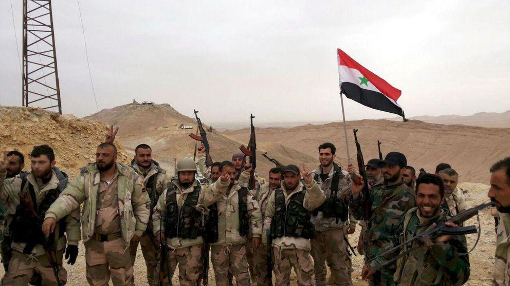 Victoria del Ejército sirio: la ciudad histórica de Palmira ya no es del EI