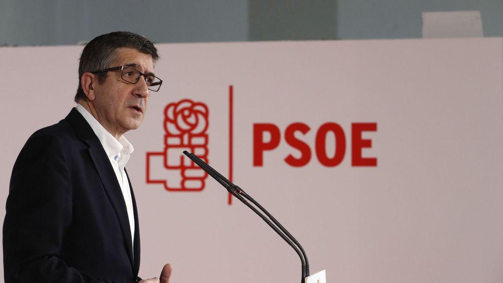 Patxi López compite para unificar al PSOE y representar una izquierda exigente