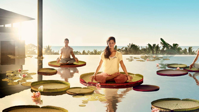 Foto: La vida contemplativa alarga la existencia. Imagen: Club Med