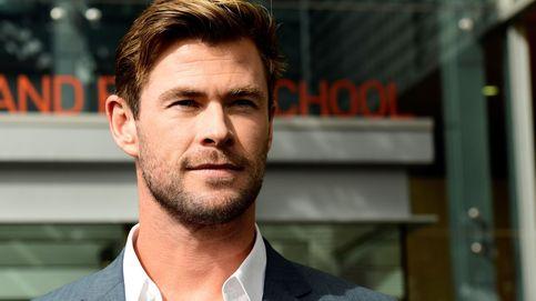 Los hábitos de Chris Hemsworth tras una fiesta en la que ha bebido demasiado