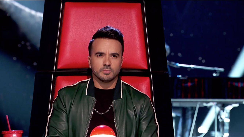 Luis Fonsi monopoliza 'La Voz' y Paulina Rubio sigue perdiendo popularidad