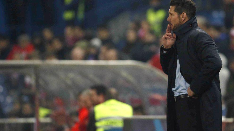 Simeone: No hay división por Torres, la afición del Atlético le querrá siempre