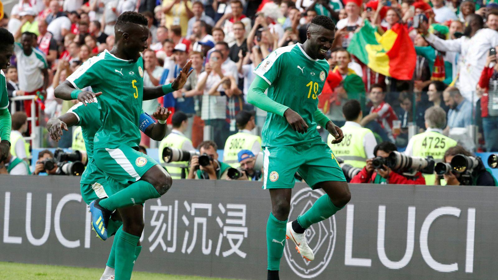 Foto: World cup - group h - poland vs senegal
