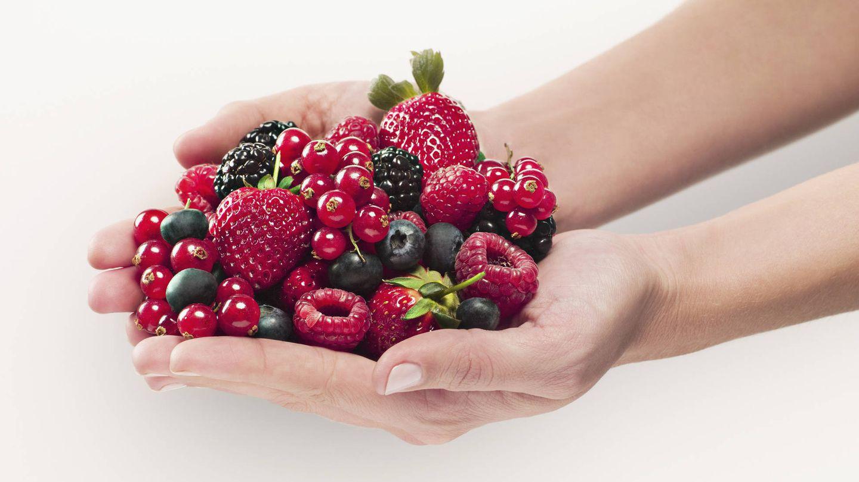 Los frutos rojos son ricos en antioxidantes. (iStock)