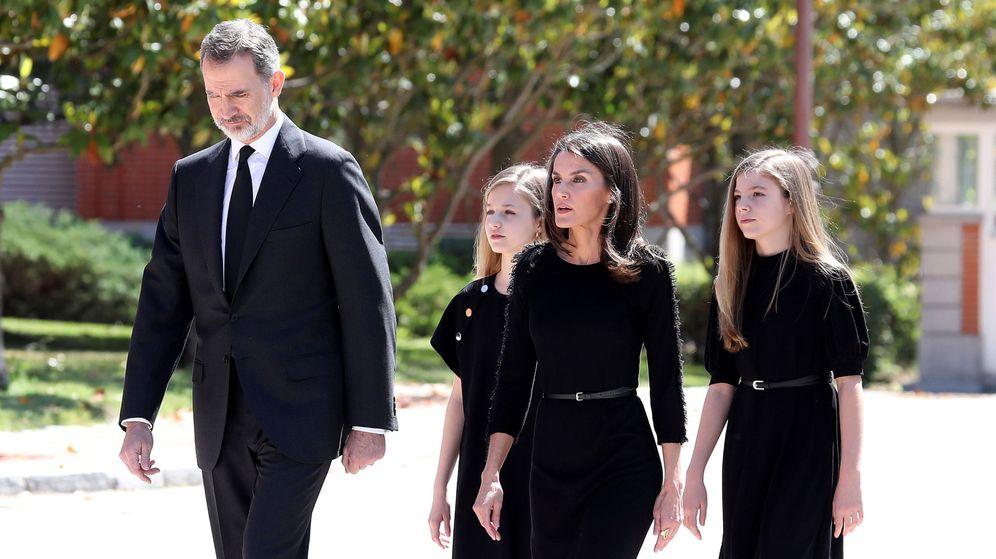 Foto: La familia real, al completo. (EFE)