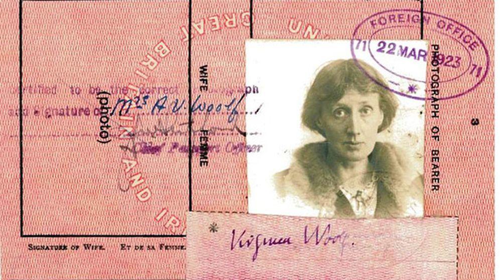 Foto: Virginia Woolf, escritora y feminista