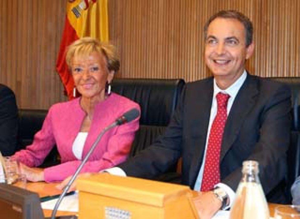"""Foto: Zapatero: """"España está en la Champions League de las economías mundiales"""""""