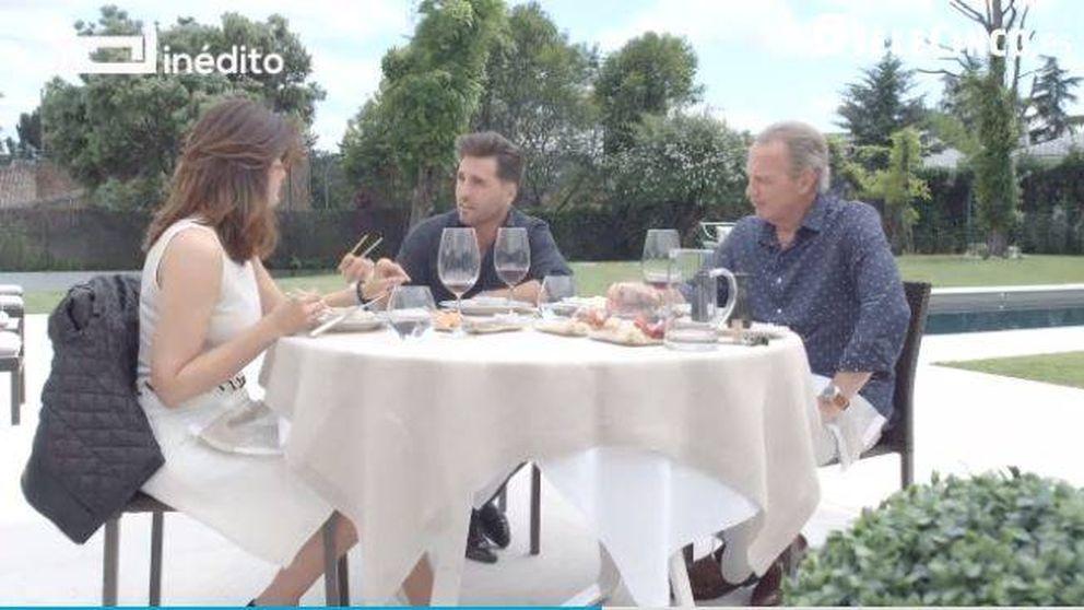 Los cinco secretos de David Bustamante que no contó Bertín en el programa