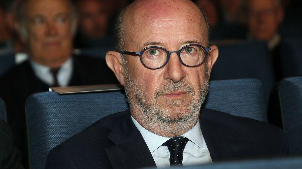 Foto: El consejo de Administración del Banco Popular nombra a Emilio Saracho presidente. (EFE)