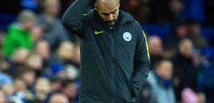 Post de El Manchester City toca fondo y Guardiola ya da por perdida la Premier