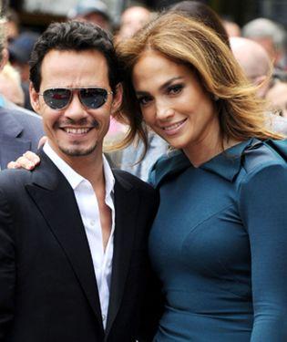 Foto: Marc Anthony y Jennifer Lopez anuncian su divorcio