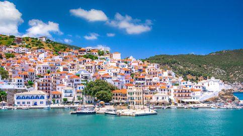 La isla griega de Skopelos y el curioso origen histórico del primer sushi europeo