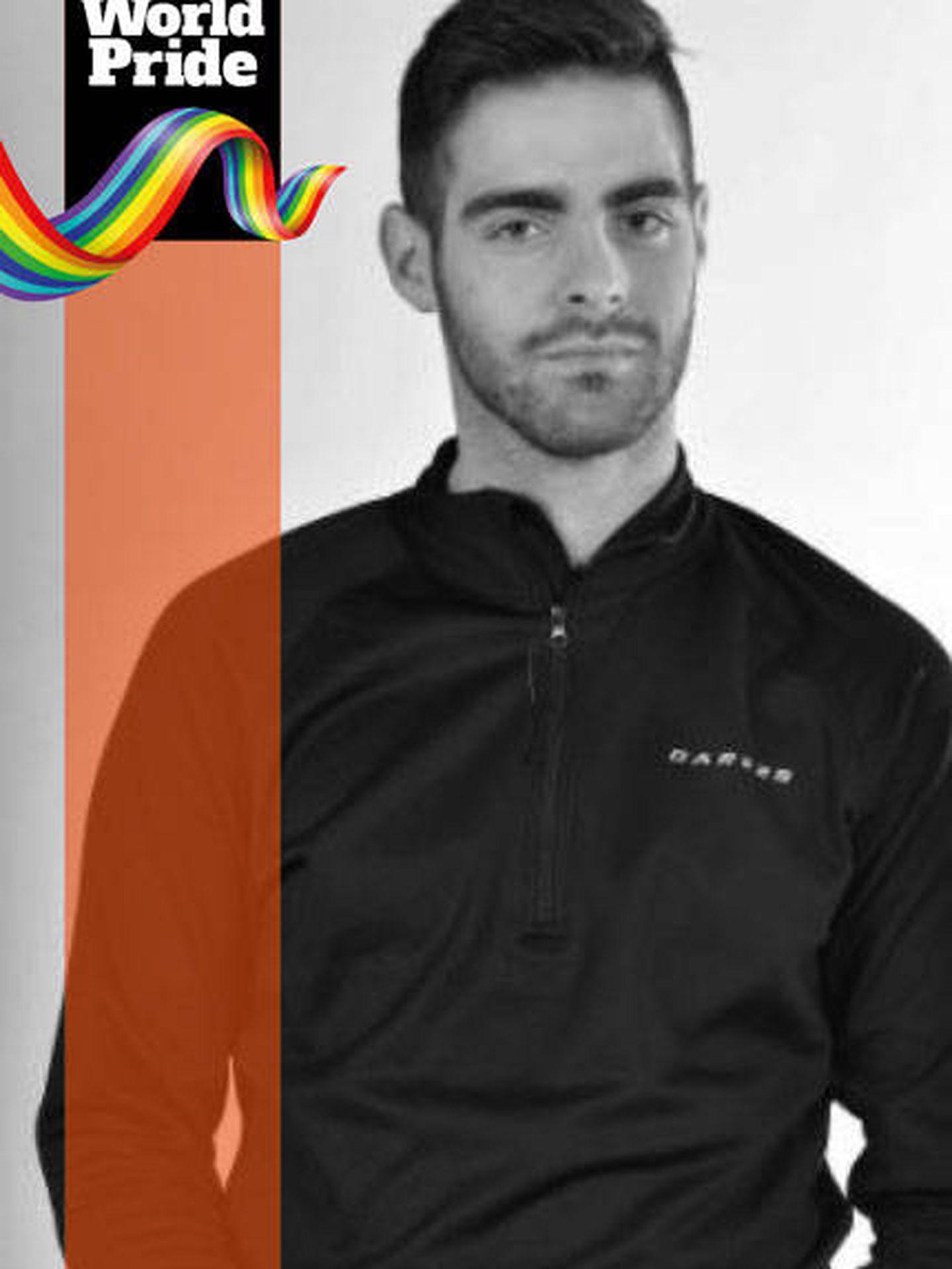 Orgullo LGTBI 2017: Jesús Tomillero.