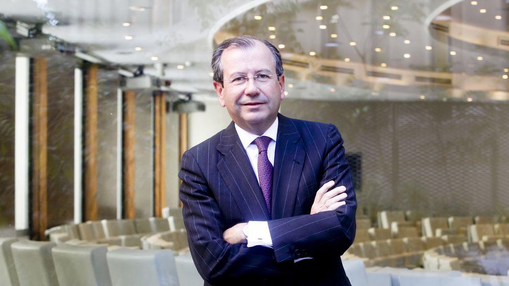Foto: Fernando Vives, presidente de Garrigues. (Garrigues)