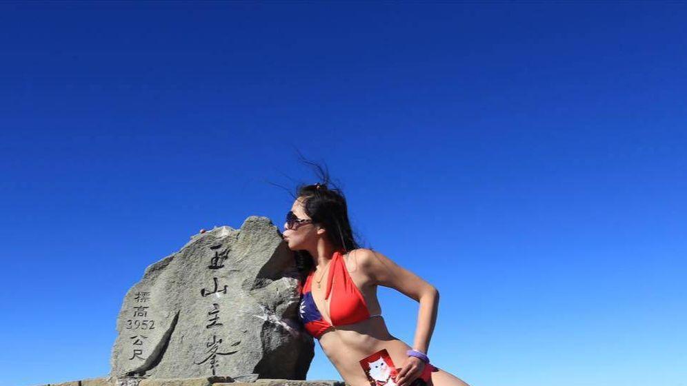Foto: Fallece Gigi Wu tras sufrir un accidente en la montaña. (Gigi Wu)