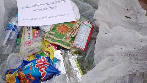 Tailandia enviará por correo la basura que dejen los turistas