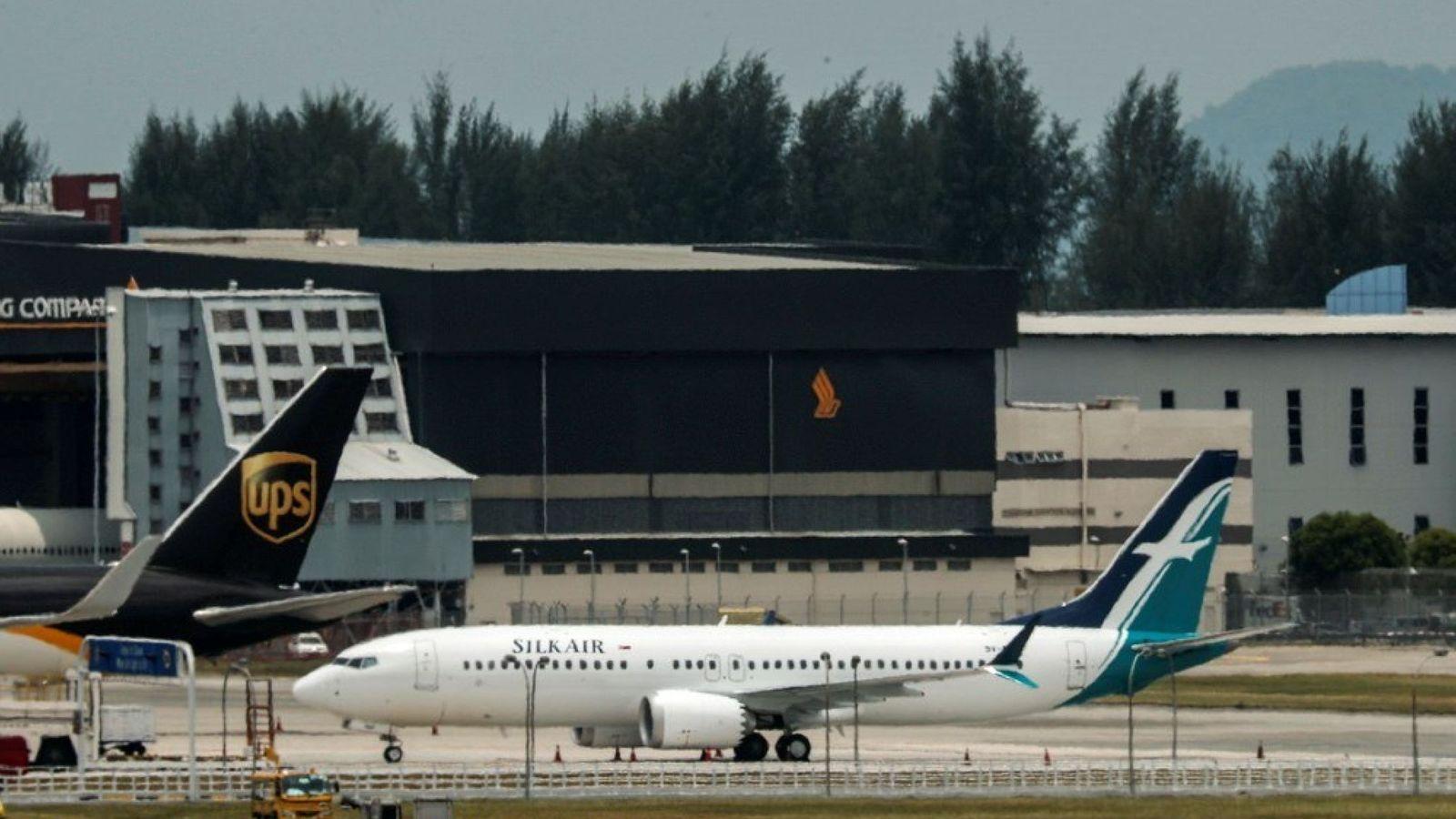 Foto: Singapur suspende los vuelos del Boeing 737 MAX.