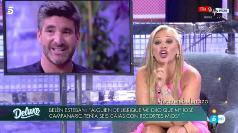 Belén Esteban responde a Toño Sanchís: ¡Me gasto el dinero en lo que me sale del c...!