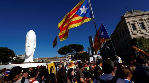 Directo | Los 'indepes' llenan Madrid de esteladas en protesta por el juicio del 'procés'
