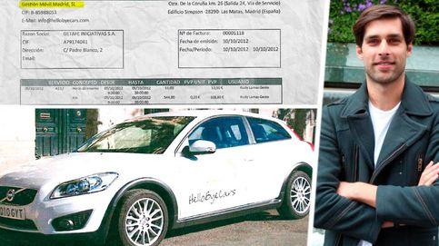 Míster Pelo Pantene, el sobrino de Rato y el coche de fin de semana con dinero público