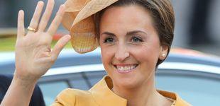 Post de Claire de Bélgica, la última royal contagiada de coronavirus