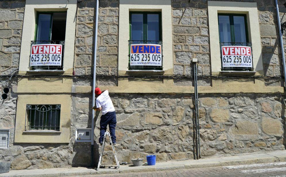 Foto: Es la única provincia de España donde la vivienda supera a la población. (M.Z.)