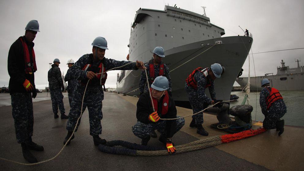 Trabajadores de la base de Rota: 7 días de encierro sin que Defensa mueva un dedo