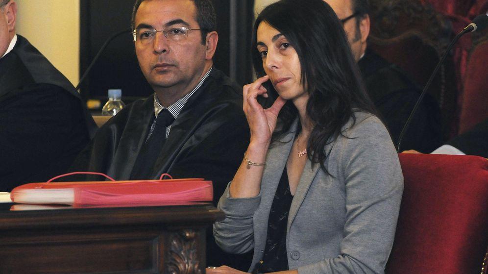 Foto: Raquel Gago durante el juicio. (Efe)