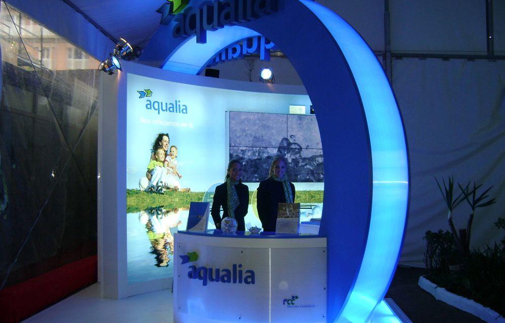 Foto: IFM ha ofrecido 1.000 millones de euros por hacerse con el 49% de Aqualia.