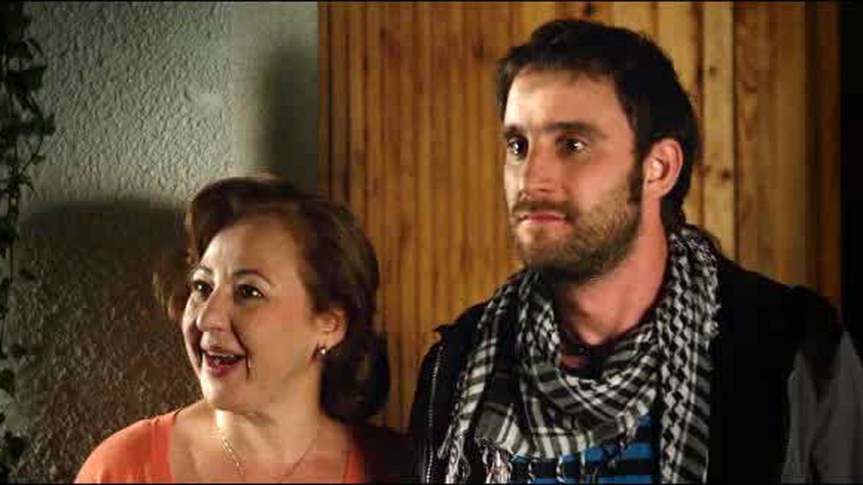 Machi y Rovira en 'Ocho apellidos vascos'