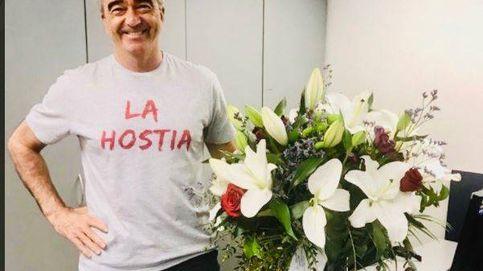 Francino vuelve a la radio tras el covid: 47 días de miedo, un ictus y una triste pérdida
