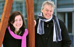 John O' Keefe, May-Britt Moser y Edvard Moser, Nobel de Medicina