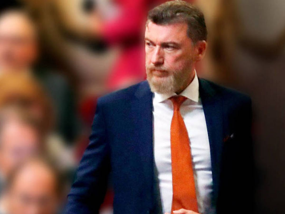 Foto: Robert Gavin Bonnar, en los Premios Princesa de Asturias. (EFE)