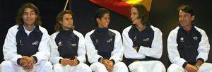 El equipo español de Copa Davis muestra su malestar y toma medidas contra Pedro Muñoz