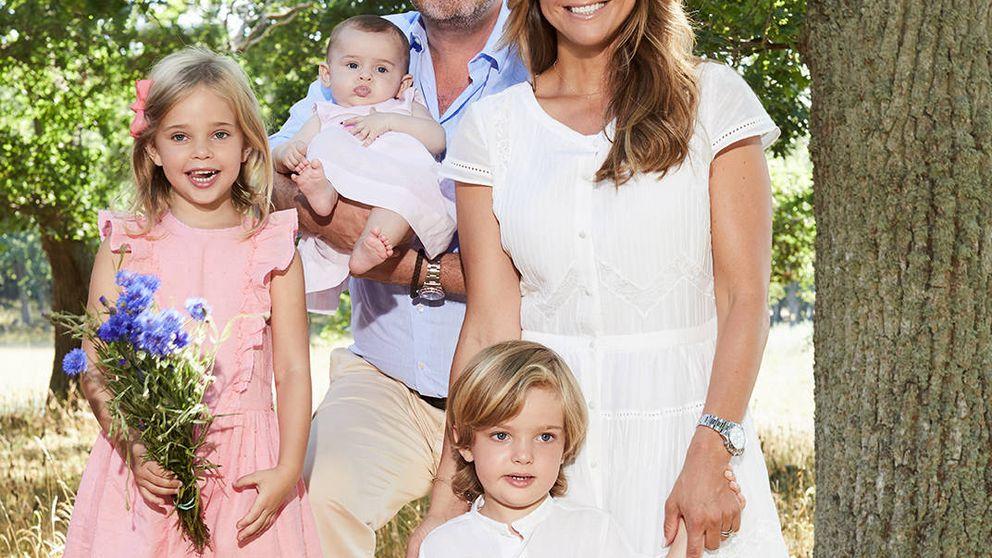 Magdalena de Suecia se muda a Florida, mientras sus hermanos viven un 'verano azul'