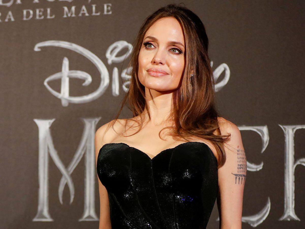 Foto: Angelina Jolie en una imagen de archivo. (Reuters)