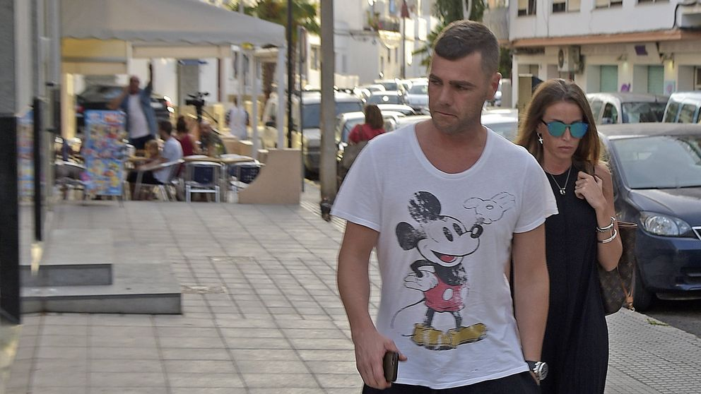 Alba Carrillo y Fonsi Nieto firman una tregua tras el accidente de Ángel Nieto