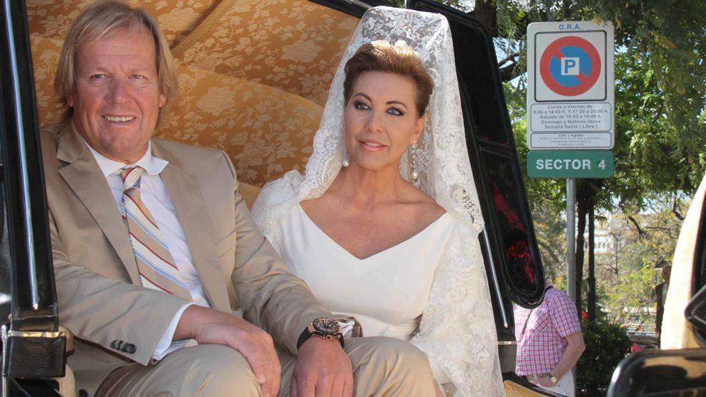 Norma Duval anuncia su boda con Matthias Khün